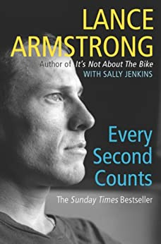 Every Second Counts by [Armstrong, Lance]
