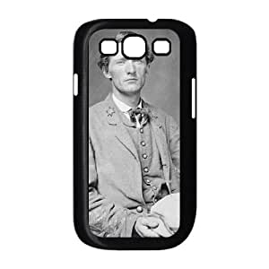 Samsung Galaxy S3 9300 Cell Phone Case Black Rebel Colonel John S Mosby VIU958580
