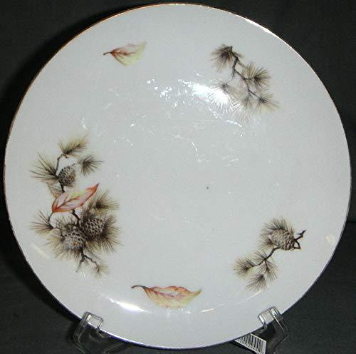 Crestwood Pinecone Salad Plate (Crestwood Salad)