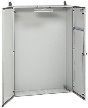 LEGRAND – Caja metálica Atlantic IP55 IK10 RAL 7035 1400 x 1000 x 300 mm Verticical LEGRAND 035595 – LEG-035595: Amazon.es: Bricolaje y herramientas