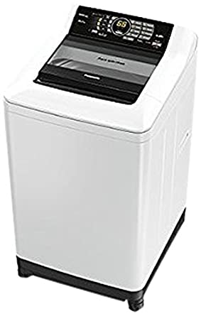Panasonic NAF 80 A1 W01 Fully-automatic Top-loading Washing Machine (8 Kg, White)