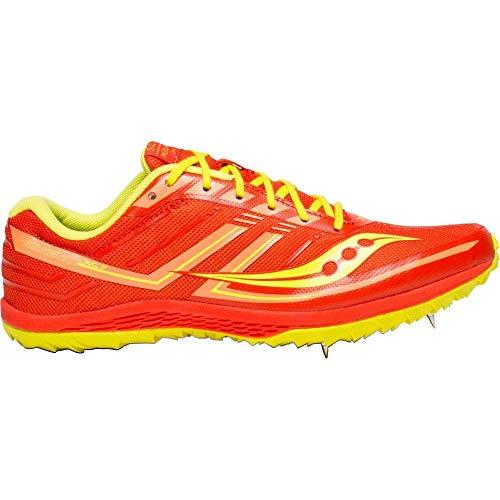 平らな生経済的(サッカニー) Saucony レディース 陸上 シューズ?靴 Saucony Kilkenny XC Track and Field Shoes [並行輸入品]
