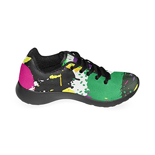Go Lightweight Sneaker Sports Shoes Comfort Athletic Easy Walking Running Jogging InterestPrint Womens xFqwZfXfT