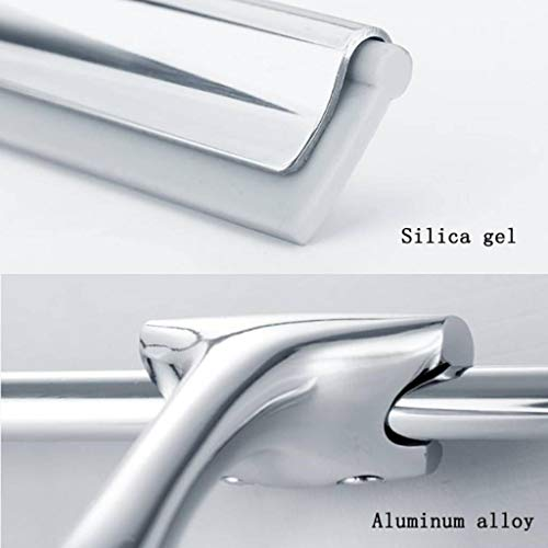 Squeegees, Replaceable Blade, Squeegees for Showers, Professional Stainless Steel Window Glass Mirror Cleaner, Also Great for Bathroom, Floor, Wall and Mirrors. by JCERY (Image #2)