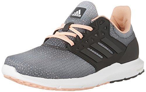 pretty nice 22cc5 d0e36 Adidas Women s Solyx Running Shoes, Utility Black Utility Black Grey Two, 11