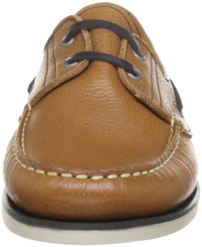 Goodyear Hanley - Náuticos de cuero hombre marrón - canela