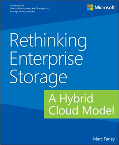 Rethinking Enterprise Storage A Hybrid Cloud Model