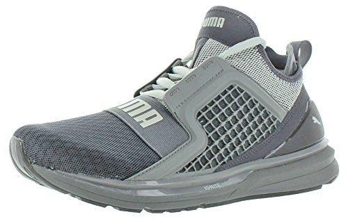 Puma Mens Ignite Scarpa Cross-trainer Illimitata Periscopio-grigio Viola
