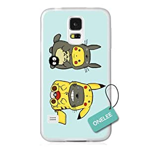 Onelee(TM) Japanese Anime My Neighbor Totoro For Case Samsung Galaxy S3 I9300 Cover & Cover - Transparent 13