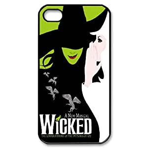 [H-DIY CASE] For Iphone 4 4S-Wicked The Musical-CASE-20