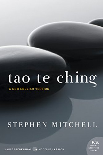 Tao Te Ching: A New English Version (Perennial Classics) cover