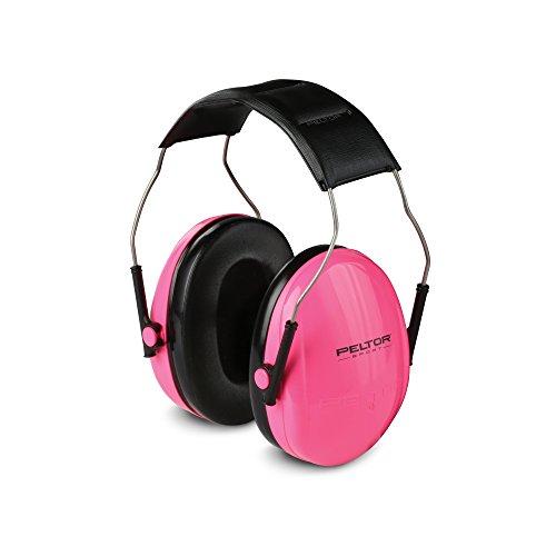 Peltor Sport Earmuffs Pink