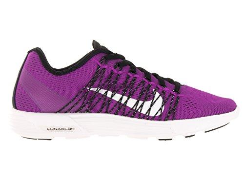 White Black Turnschuhe 3 Violet Damen Wmns Hyper Lunaracer Morado Nike qw8Tz611