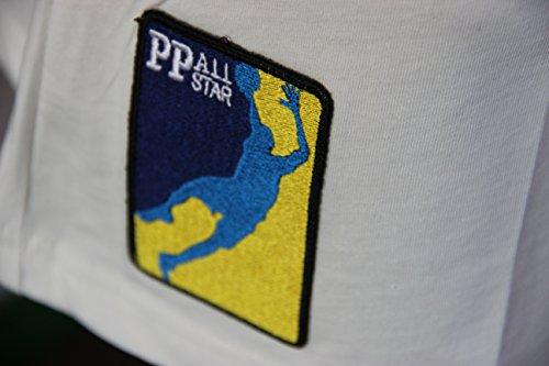 Philipp Plein T-Shirt Old weiß - aktuelle Kollektion Größe S - P17CMTK0323PJY002N