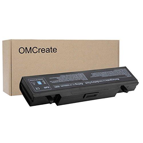 OMCreate-Laptop-Battery-for-Samsung-R480-R530-R540-R580-R720-R730-Q430-Q530-RV520-fits-PN-AA-PB9NC6B-PB9NS6B-AA-PB9NC6W-AA-PB9NC5B-AA-PL9NC2B-AA-PL9NC6W-AA-PB9NC6WE-12-Months-Warranty