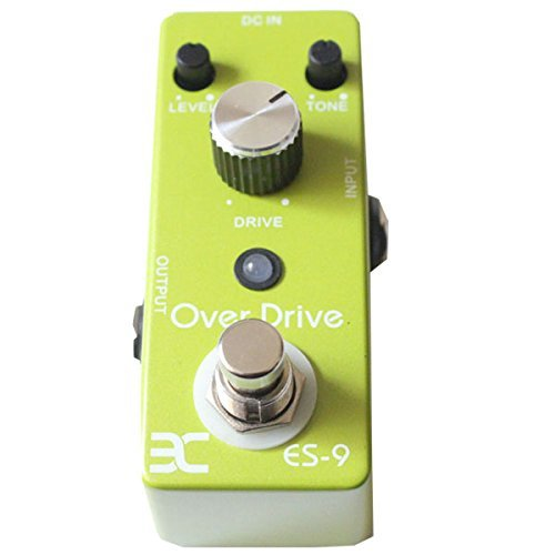 ENO GUITAR PEDAL ES-9 OVERDRIVE Guitar Effect Pedal True Bypass Ts9 Tube Screamer Overdrive Pedal