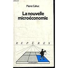 La nouvelle microéconomie