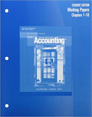 Amazon century 21 accounting multicolumn journal blue text century 21 accounting multicolumn journal blue text working papers chapters 1 24 complete eighth edition fandeluxe Gallery