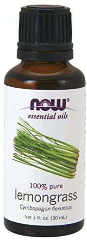 NOW Solutions Lemongrass Oil 1 oz 100%Pure: Buy Online at Best Price in UAE - Amazon.ae