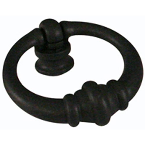 AIW Black Cabinet Ring Pull - Set of 5 by AIW