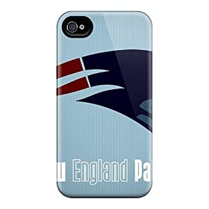 Hot Snap-on New England Patriots Hard Covers Cases/ Protective Cases For Samsung Galxy S4 I9500/I9502 Kimberly Kurzendoerfer