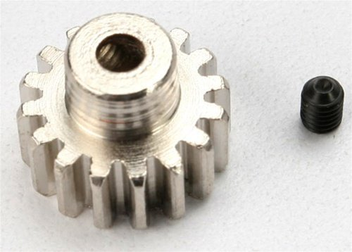 Gear 16 Tooth (Traxxas TRA3946 16-Tooth - 32-Pitch Pinion Gear)