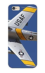 Honeyhoney New Arrival JgIrPh-0-vEkjW Premium Iphone 6 Case(1949 North American F86 Sabre Aircrafts Jets Usairforce Military Fighter )