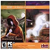 A Mystery Adventure: Curse of the Blackmoor Manor and The Secret of Shadow Ranch
