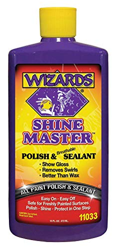 Wizards Wax & Polish (Shine Master, 16 oz)