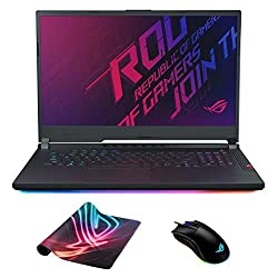 "ASUS ROG Strix Hero III G731GW-XB74 Enthusiast (i7-9750H, 32GB RAM, 1TB NVMe SSD + 1TB SSHD, NVIDIA RTX 2070 8GB, 17.3"" Full HD 144Hz 3ms, Windows 10 Pro) VR Ready Gaming Notebook"
