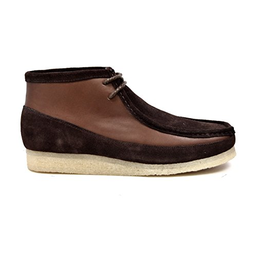 British Collection Walkers Men Leather and Suede Lace up Brown clearance enjoy marketable online cheap discounts FTectbiZ