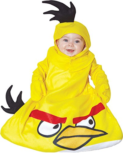 Angry Birds Yellow Infant 0-9 M