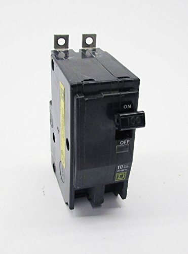 QOB2100 SQUARE D 100 AMP, 2 POLE, QOB BOLT-IN, CIRCUIT BREAKER, 120/240VAC 10K, 2P, 100A