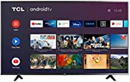 """TCL 43"""" Class 4-Series 4K UHD HDR Smart Android TV - 43S4"""