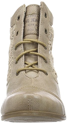 Mustang 1187-501, Women's Cold Lined Classic Boots Short Length Brown (318 Taupe)
