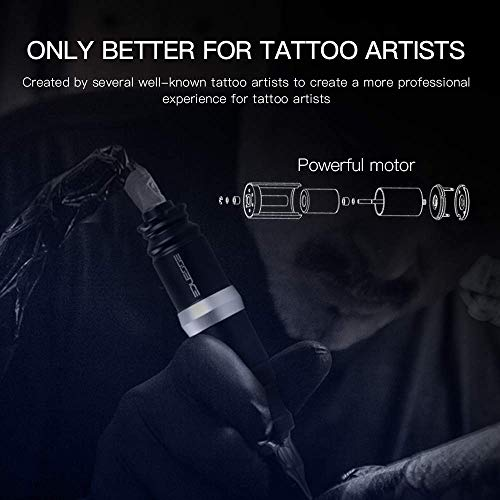 Why Choosing the Best Pen Tattoo Machine is Important?