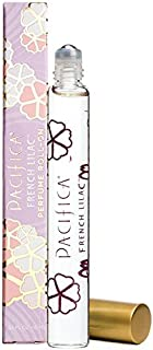 product image for Pacifica Beauty French Lilac Roll-On Perfume, Made with Natural & Essential Oils, 0.33 Fl Oz