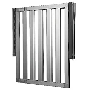 lindam numi aluminium extending safety gate. Black Bedroom Furniture Sets. Home Design Ideas