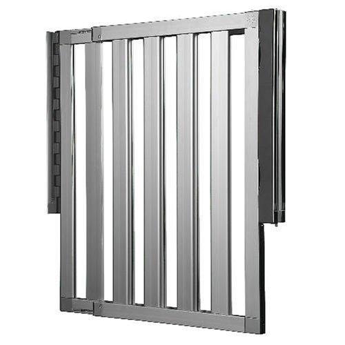 Lindam Numi - Barrera de seguridad de aluminio Munchkin - Lindam 04443501