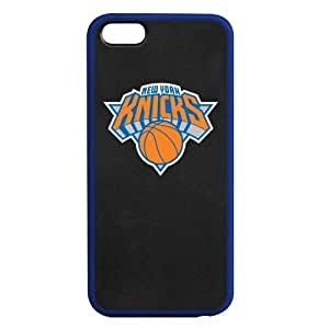 New York Knicks - iPhone 5 Fusion Case with TPU Gel Bumper - Tribeca