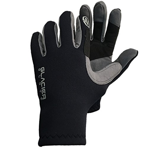 Neoprene Guide (Glacier Glove Guide Neoprene Gloves, X-Large)