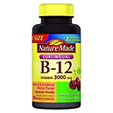 Nature Made Sublingual B-12 Micro-Lozenges Dietary Supplement - 120 oz