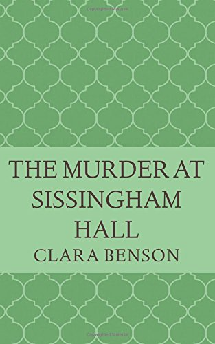book cover of The Murder At Sissingham Hall