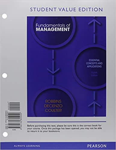 Amazon fundamentals of management student value edition plus fundamentals of management student value edition plus new mymanagementlab with pearson etext access card package 8th edition 8th edition fandeluxe Image collections