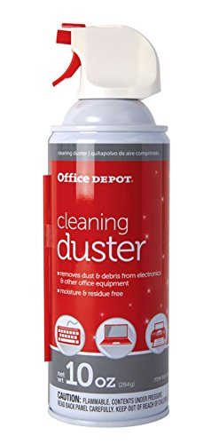 (Office Depot Cleaning Duster, 10 Oz, OD10152)