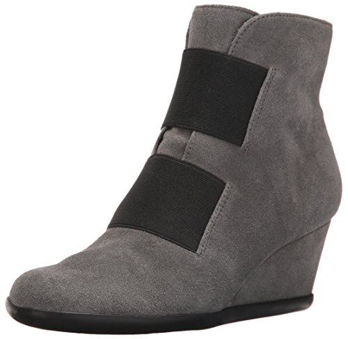 Aerosoles Women's Get Fit Boot, Grey Suede, 10.5 M US by Aerosoles