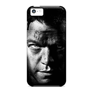 Sanp On Cases Covers Protector For Iphone 5c (jason Bourne)