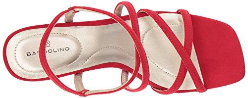 Women's Crimson Heeled Sandal Obexx Bandolino waqpxvp