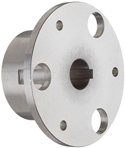 Lovejoy 97641 Size SX132-6 Industrial Coupling Hub, Metric, 32.025 mm Bore, 5.2' OD, 8.97' Overall Coupling Length, 5840...