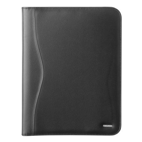 Amazon.com : Herlitz A4 Universal Portfolio - Black : Office ...